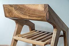 Nábytok - Dizajnová stolička - 11456009_