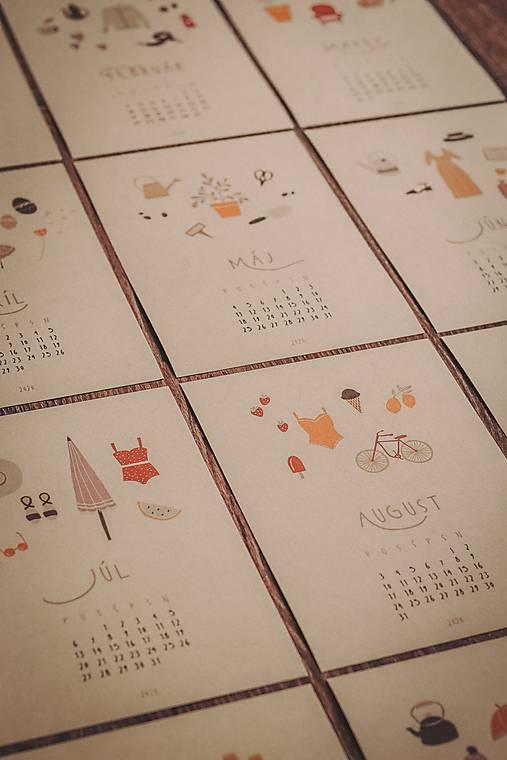 Kalendár 2020