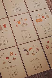 Nezaradené - Kalendár 2020 - 11457198_