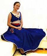 """Šaty - Spoločenské plesové šaty """"ako kysucký kroj"""" - 11459387_"""
