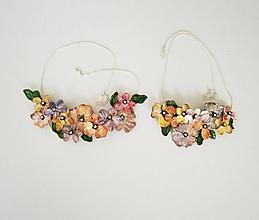 Náhrdelníky - Vintage náhrdelník ,lel - 11457665_