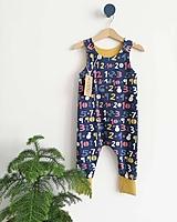 Detské oblečenie - Rastúci overal - 11457755_