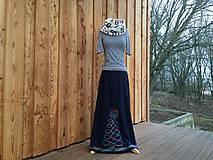 Sukne - Teploučká sukně na míru - 11457721_