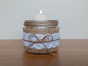 Svietidlá a sviečky - Svietnik - 11458033_