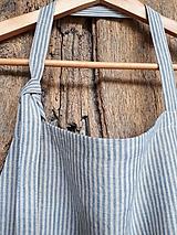 Iné oblečenie - Pánska ľanová zástera - 11460013_