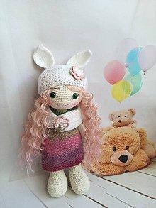 Hračky - bábika zajdo - 11461939_