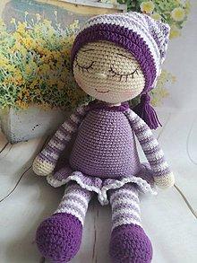 Hračky - bábika uspávačik - 11462093_