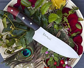 """Pomôcky - kuchynský nôž """"Chef"""" - 11461252_"""