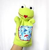 Maňuška žaba - Žabiačik námorník