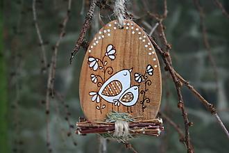 """Dekorácie - veľkonočná dekorácia na zavesenie """"vtáčence"""" - 11462848_"""