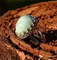 Prstene - Larimarový královský - 11461066_