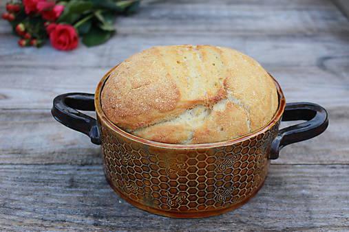 Forma na pečenie chleba - medová okrúhla - mini :)