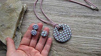 Sady šperkov - Sada šperkov - chirurgická oceľ č. 3059 - 11463593_