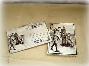 Papiernictvo - Pohľadnica s obálkou - 11464424_