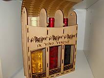 Dekorácie - box na víno - 11468193_