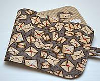 Taštičky - Pastelkovník - Letters 36+1 - 11469570_