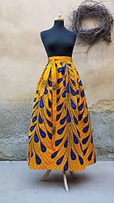Sukne - AFRIKA - PÍSKY - 11470202_