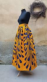 Sukne - AFRIKA - PÍSKY - 11470207_