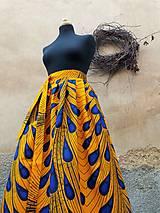 Sukne - AFRIKA - PÍSKY - 11470214_