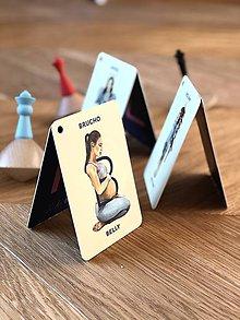 Hračky - Kartičky Abeceda - 11468883_