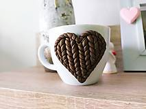 Nádoby - Šálka Valentín - 11471177_
