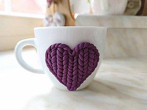 Nádoby - Valentín pohárik - 11468888_