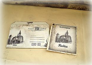 Papiernictvo - Pohľadnica s obálkou - 11469252_