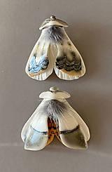 Odznaky/Brošne - Nočný motýl I - 11470641_
