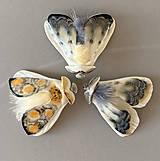 Odznaky/Brošne - Nočný motýl II - 11470803_