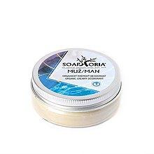 Drogéria - Muž - organický krémový deodorant - 11472426_