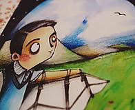 Grafika - Moje krídla - 11474413_