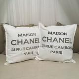 "Obliečka ""Maison Chanel"""