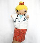 Maňuška pani doktorka