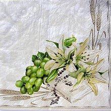 Papier - Servítka  X 108 - 11472761_