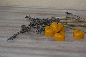 Drobnosti - Vonný včelí vosk - rôzne vône (vôňa levanduľa) - 11473036_