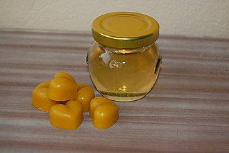 Drobnosti - Vonný včelí vosk - rôzne vône (vôňa med) - 11473037_
