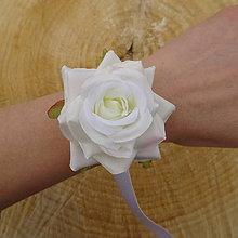 Iné doplnky - Náramek na ruku Valentýna II - 11477348_