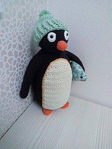 Hračky - Tučniak Pingu - 11475450_