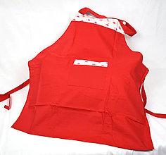Iné oblečenie - Zástera kuchynská - 11476832_
