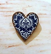 Odznaky/Brošne - brošňa ornamenty - 11478775_
