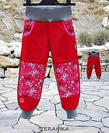 Detské oblečenie - Softshellové nohavice zimní 30/15 ... vel.92 ihned - 11479718_