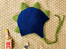Detské čiapky - Čiapka pre draka - 11481963_