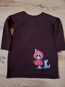 Detské oblečenie - Červená Karkulka - 11480375_
