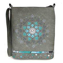 Veľké tašky - 1216 - mandalínová - 11479340_