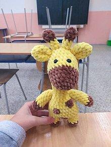 Hračky - Žirafka - 11481426_