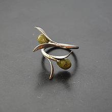 Prstene - Prsten olivy - 11481809_