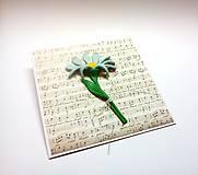 Papiernictvo - Pohľadnica ... noty - 11484948_