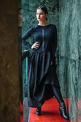 Šaty - FNDLK šaty 460 LdPSd_glitter - 11483552_