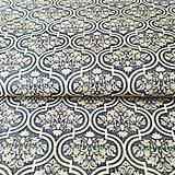 Textil - Orient, predzrážaná 100 % bavlna Španielsko, šírka 140 cm - 11482276_