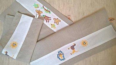 Úžitkový textil - Utierka do veselej kuchyne - 11483409_